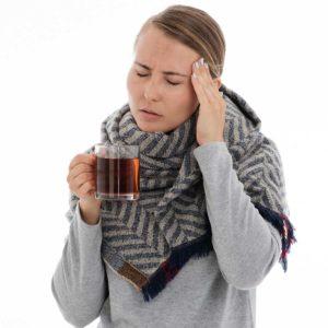 Grippaler Infekt - Abwehrkräfte steigern